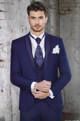 Suit blue me alisides